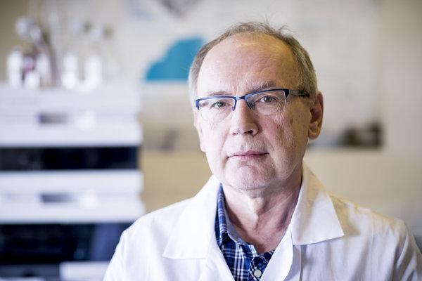 prof. Ing. Peter Šimko, DrSc.