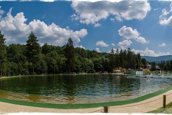Obľúbené biokúpalisko Sninské rybníky.
