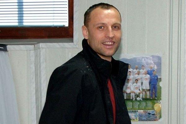 Nový tréner FKM Peter Lérant
