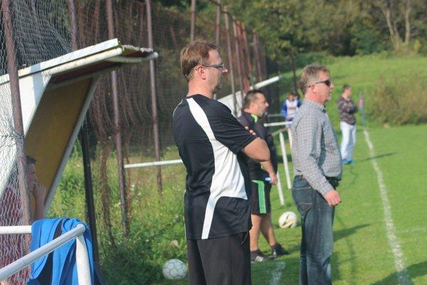 Starosta Prestavĺk v pozícii trénera.