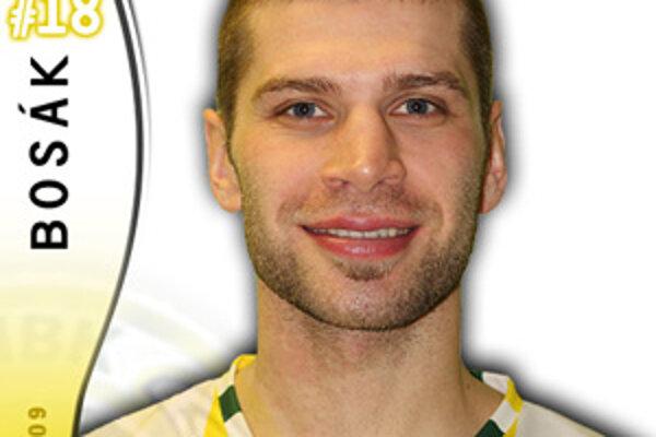 Pavel Bosák je podľa Rudeža najcharakternejším hráčom, akého kedy trénoval.