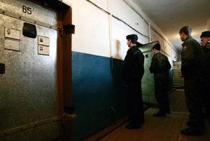 Väznica Ogněnnyj je niečo ako ruský Alcatraz.