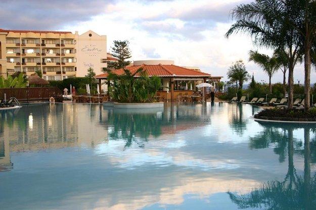 Hotel Suite Hotel Eden Mar 4*, Madeira, Portugalsko.