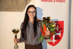 Absolútna víťazka - Tatiana Kožuchová