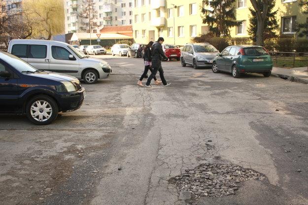Zmení sa aj parkovanie vozidiel.