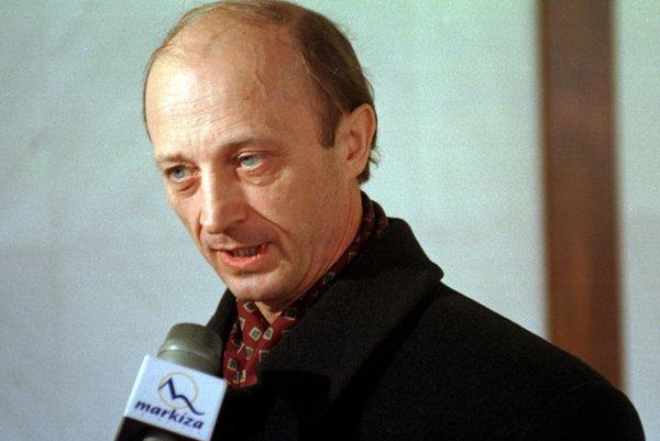 Bývalý generálny prokurátor Michal Vaľo.
