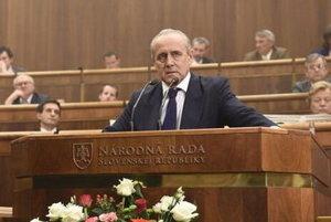 Prezidenta stvárnil Ján Greššo.