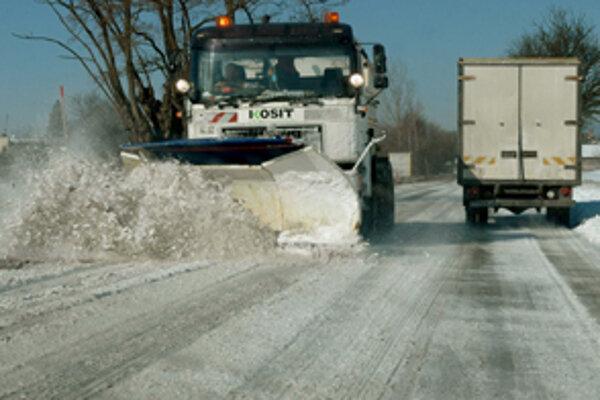 Cestári v Trenčianskom kraji sú už v pohotovosti.