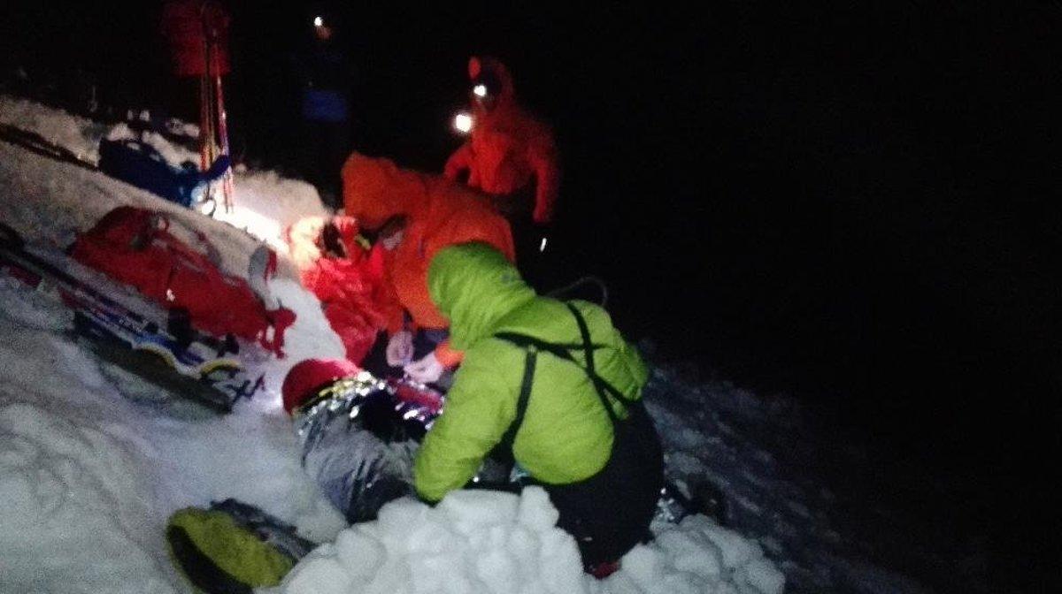 3c36566687 Český skialpinista padal v Tatrách dvesto metrov - Korzár SME