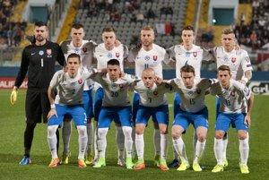 Slovenskí futbalisti zdolali Maltu 3:1.