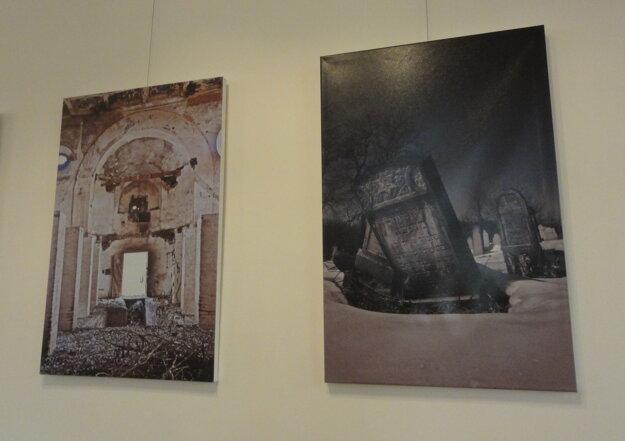 Snímky Yuriho Dojca.