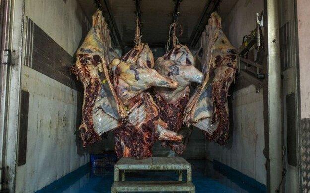 Podozrivé mäso sa našlo i v Turci.