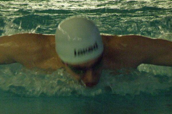 Ilustračný záber z pretekov