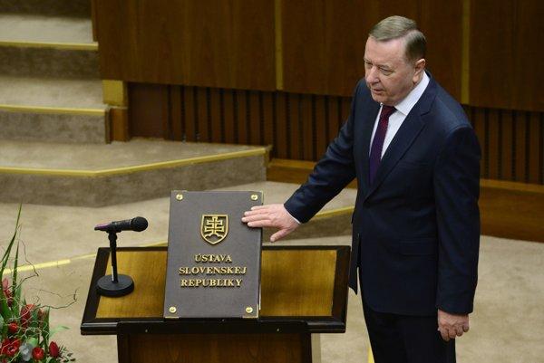 Poslanec za stranu Smer-SD Stanislav Kubánek.