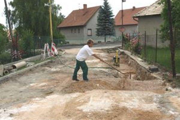 Cesta by mala byť zrekonštruovaná do konca augusta.