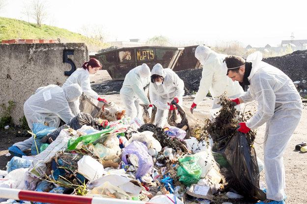 Inštitút cirkulárnej ekonomiky analyzuje odpad v obciach