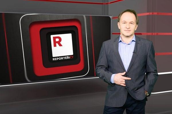 Česká televízia vysiela v rámci vlastnej tvorby reláciu Reportéri ČT, ktorej moderátor je Ondřej Wollner.