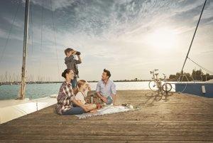 Rodinná dovolenka v Burgenlande