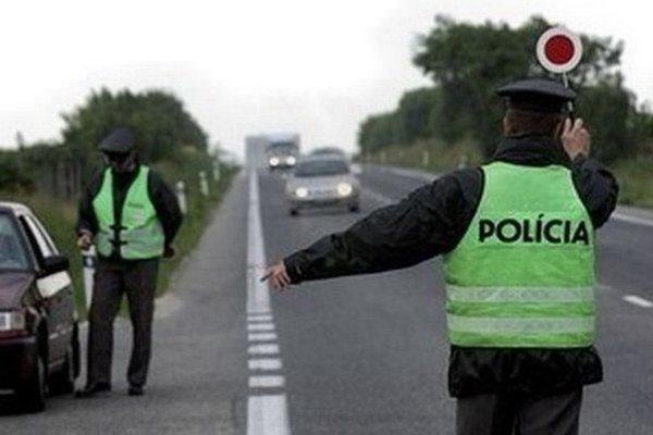 Dnes bude na cestách zvýšený počet policajtov.