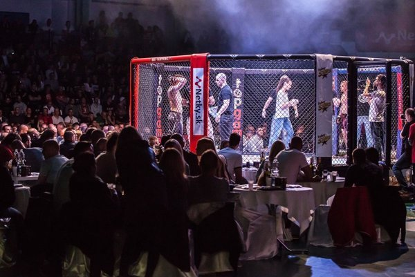 Mestská hala v Nitre bude hostiť šiesty ročník večera bojových umení Fight of Gladiators.