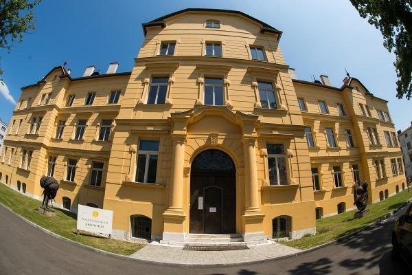 Filozofická fakulta UPJŠ Košice.