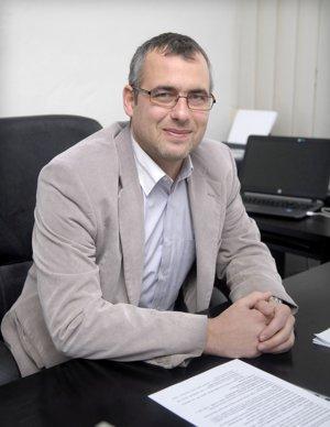 Martin Balčík. Starosta Kavečian.