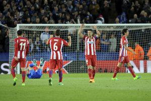 Atlético Madrid sa pokúsi o zázrak