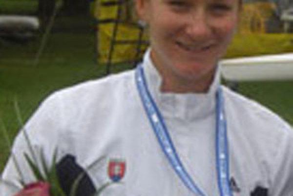 Ivana Kmeťová získala päť prvenstiev.