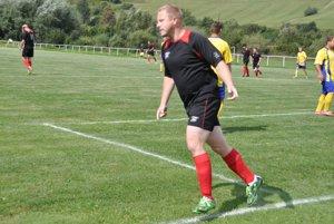 Pavol Pavčo z Krivej strelil svoj 12. gól, no tímu doma proti Oravskej Lesnej nepomohol.