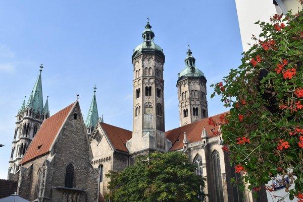 Dóm sv. Petra a Pavla v Naumburgu.