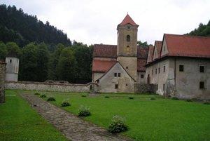 Kostol sv. Antona Pustovníka.