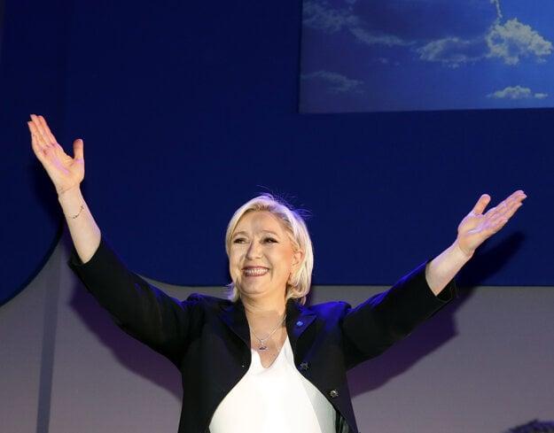 Le Penová označila svoj postup za