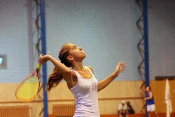 Tamara Lukáčová. Zvíťazila vslovenskom finále.