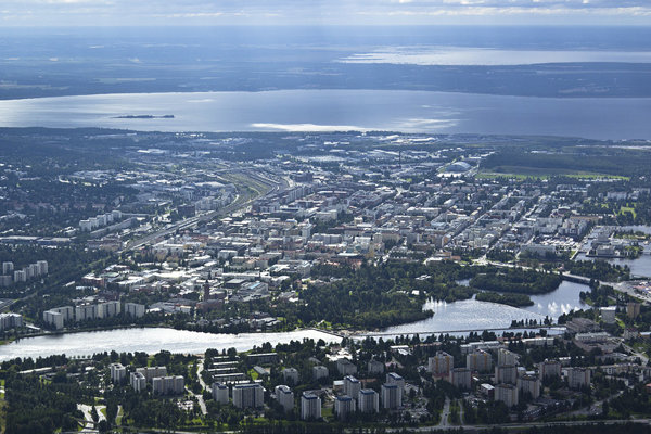 Oulu sa stane pre Poprad príkladom.