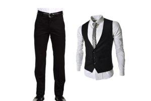 d2c47fd553ef Ako sa obliecť na pohovor (muži) (8 fotografií)
