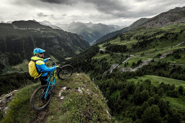 Získate na bicykli vlastné pocity, aké vám nedá žiadny katalóg, neopíše nijaký predajca anenahradí akákoľvek zľava.