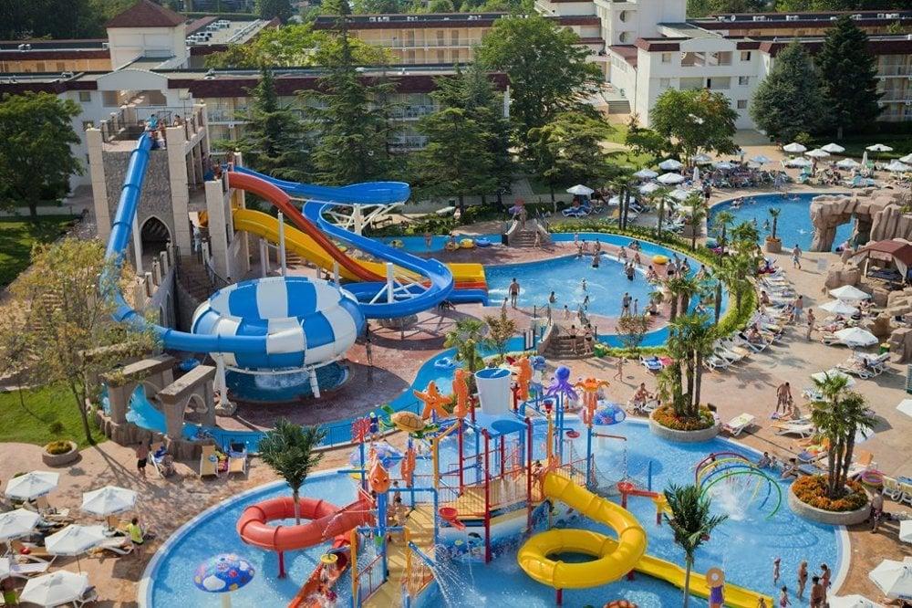 Hotel DIT Evrika Beach Club Hotel 4*, Bulharsko