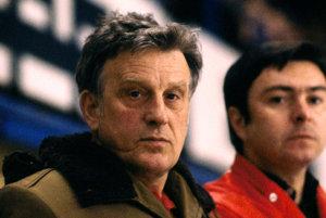 Bývalý tréner Slovana Bratislava aj Košíc Ladislav Horský.