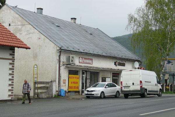 Obchod v Pstruši je zatvorený.