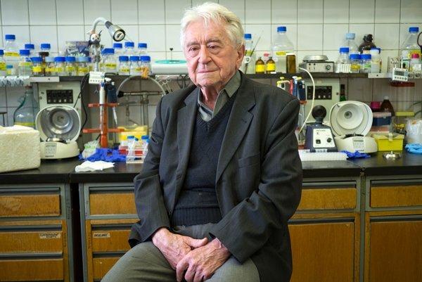 Profesor Ladislav Kováč