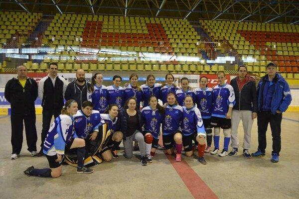 MHK Martin – vicemajsterky Slovenska vhokejbale.