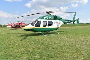 Bell 429, ktorý havaroval