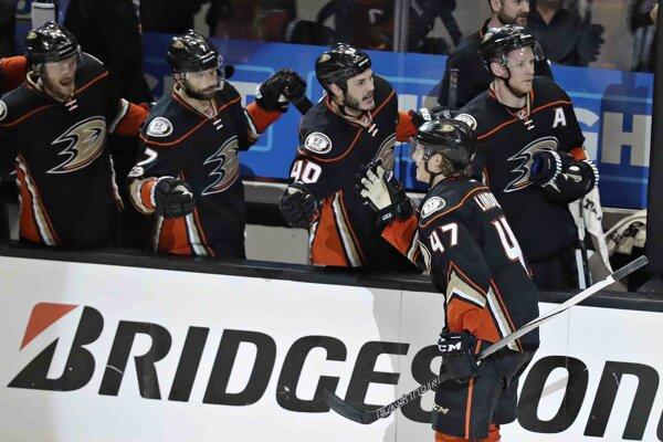 Nashville Predators triumfovali v prvom zápase semifinálovej sérii.