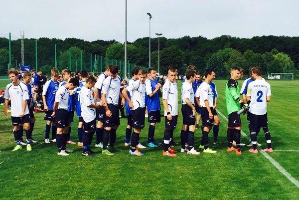 Výbery ObFZ Nitra si pred rokom zahrali v poľskej Vroclavi, teraz pocestujú do maďarského Kaposváru.