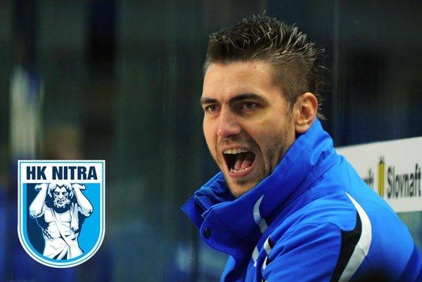 Bývalý tréner mužov Piešťan Roman Sýkora povedie juniorov MMHK Nitra.