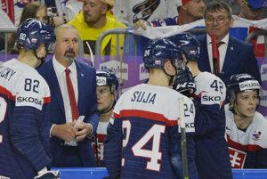 Slovenských hokejistov čaká posledný zápas na svetovom šampionáte.
