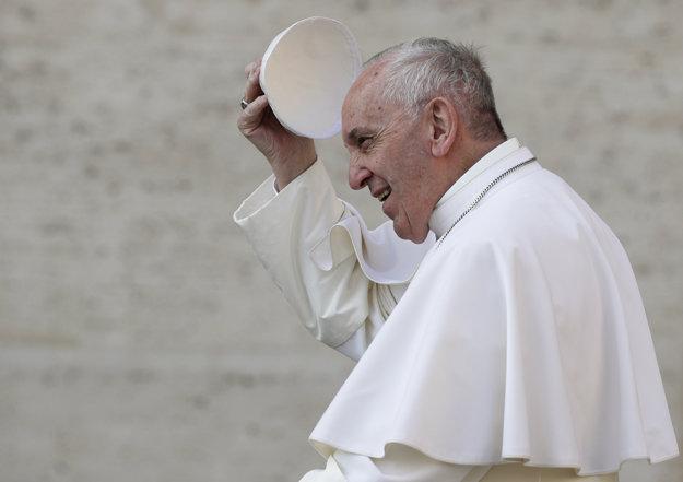 Pápež František znovu urobil, čo žiaden pápež pred ním.
