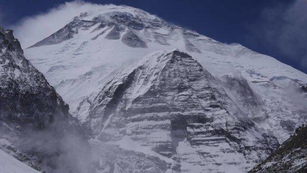 Dhaulágirí (8161 m) - hora, ktorá mu ako posledná chýbala do Koruny Himalájí
