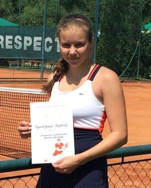 Paulína Kapsdorferová.