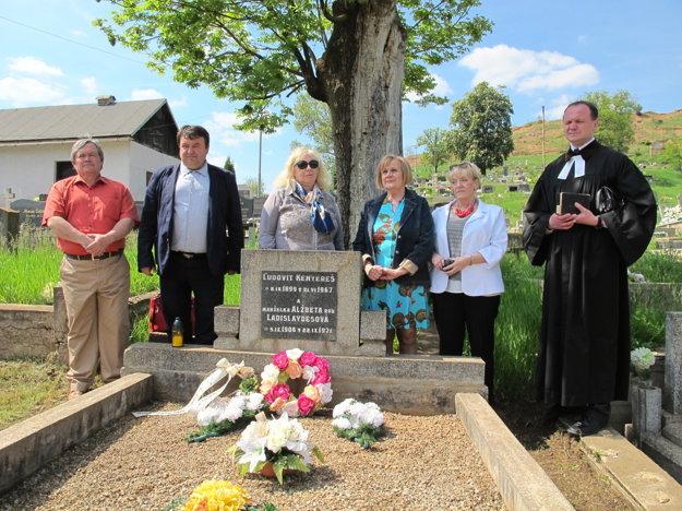 Spomienka na Ľudovíta Kenyereša. V Jelšave si pripomenuli 50. výročie posledného zvonkára.